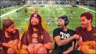 MAJOR CRAP TALK In Madden 22! This Ends With Some Smoke!