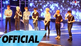 160119 BTS 방탄소년단 at Gala Vietnam Top Hits