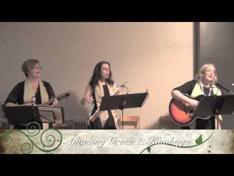 Part 30 - Amazing Grace & Kumbaya - Fecundity Concert - Una Vox Mundi - Café Ubuntu - 07-14-13