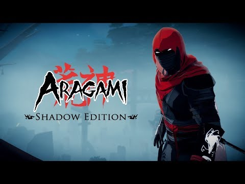 Aragami Shadow Edition | Announcement Trailer | PC, PS4, Xbox One thumbnail