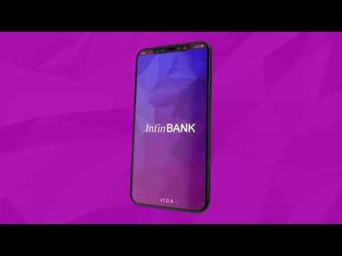 Мобильное приложение InfinBANK