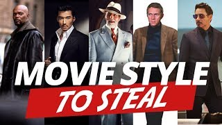 5 Awesome Movie Styles To Steal | Wearable Hollywood Mens Style