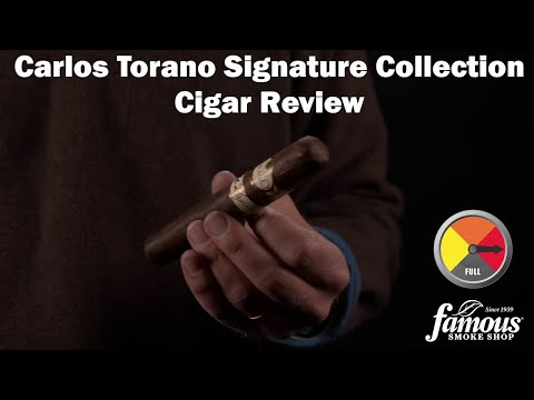 Carlos Torano Signature video