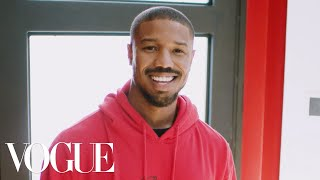 73 Questions With Michael B. Jordan | Vogue - Video Youtube