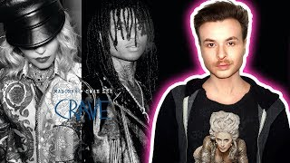 Madonna, Swae Lee   Crave (Audio) [REACTION]