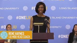 Duke's Rene Haynes Named Head Coach of LIU Women's Basketball