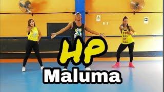 HP   Maluma  Zumba Choregraphy Carlos Safary #HP #maluma