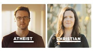 Atheist Vs Christian: 24 Hours Side By Side