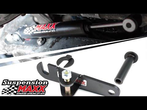 2500HD steering stabilizer bracket