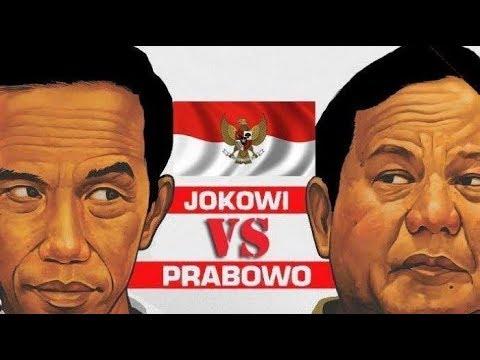 REAL COUNT KPU PILPRES 2019 TERKINI, Prabowo Terus Kejar Suara Jokowi, Selisihnya Semakin Tipis