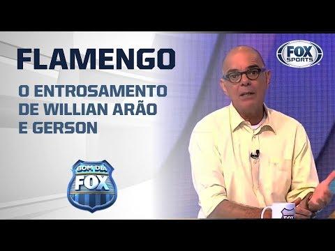 Dupla sertaneja do Flamengo?