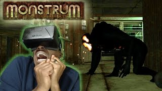 HE IS LOOKING FOR ME!!! | Monstrum Oculus Rift DK2