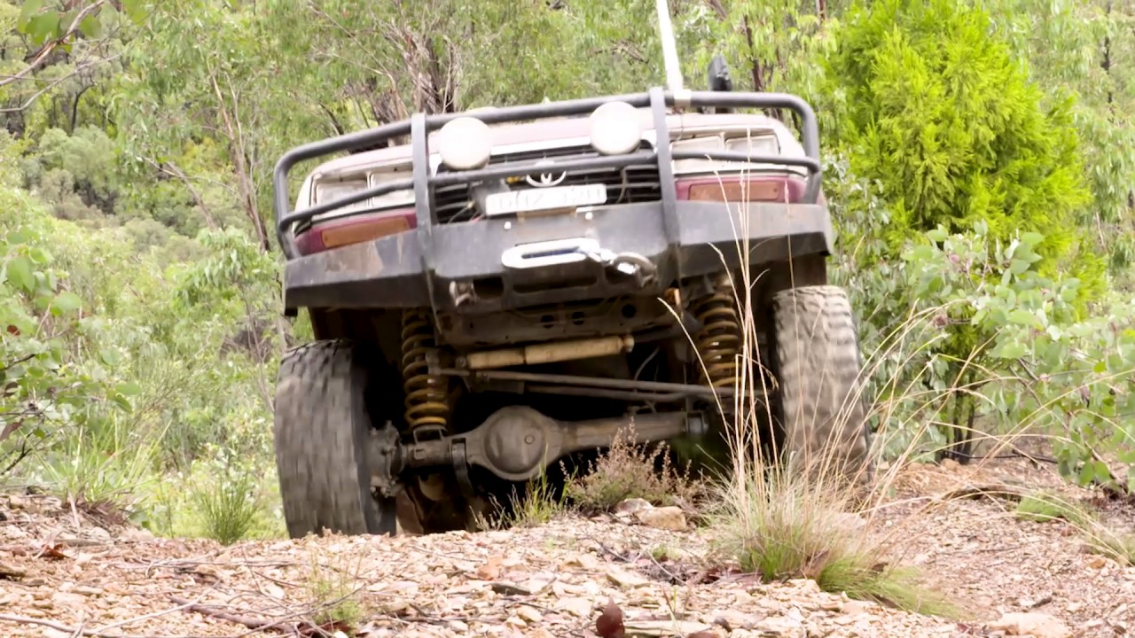 CAN THE CAMERA CAR HANDLE VIC HIGH COUNTRY?