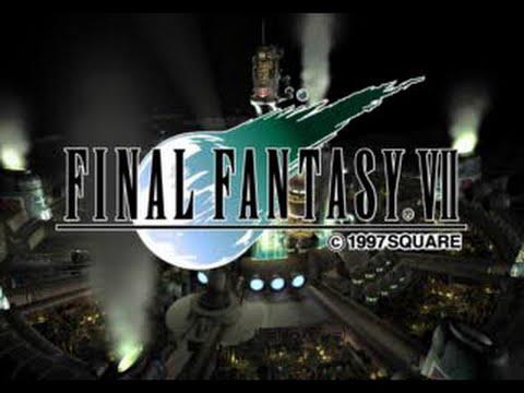 PSX Longplay [003] Final Fantasy VII (part 1 of 4)