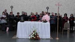 "Elgarrekin Basque Choir sings ""Gabriel's Message"" - a Basque Christmas folk carol"