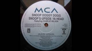 Snoop Dogg ft. Charlie Wilson- Snoop's Upside Ya Head