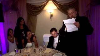 Party Harty Entertainment   Wedding Video Recap   MC Howie
