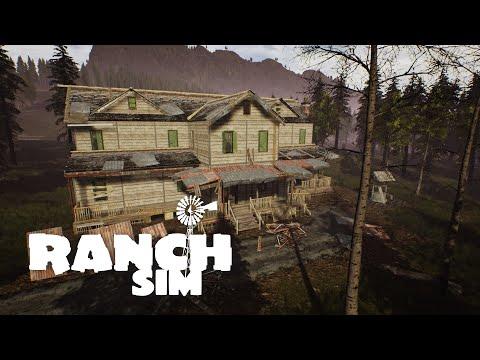 Ranch Simulator Trailer Multiplayer