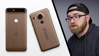 Nexus 6P vs Nexus 5X