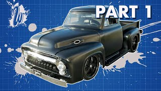 Stallone's '55 Ford Part 1 | West Coast Customs