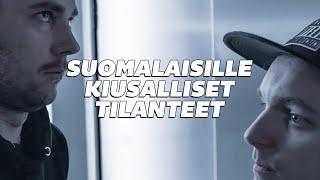 Korroosio - Suomalaisille kiusalliset tilanteet