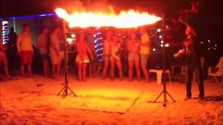 Ild Show På Koh Phi Phi