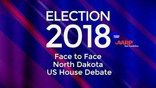 Face to Face: North Dakota US House Debate