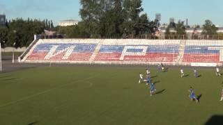 """ФК """"Иртыш"""" 0:5 ФК ПСК """"Сахалин"""". Голы."""