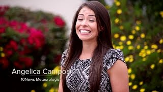 Angelica Campos - My Meteorology Story