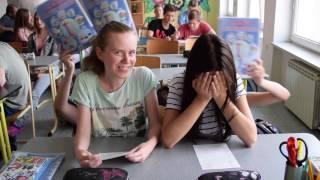 Rozlučkové video 9.třída / řekni to písní