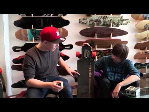 Longboarding / Skateboarding: Black Magic Eraser Griptape Cleaner / Reiniger