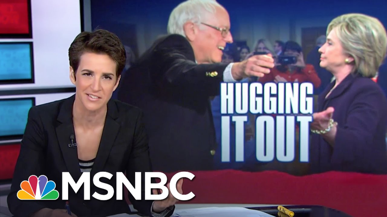 DNC Reconsiders State Convention Rules | Rachel Maddow | MSNBC thumbnail