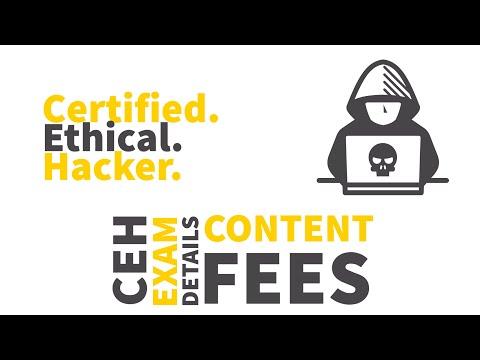 CEH Exam Details in Hindi | CEH v11 | CEH Price - YouTube