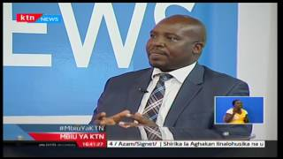 Leo Mashinani: Haki za Kibinaadam; Naibu Mwenyekiti,KNCHR-George Morara, Novemba 16 2016