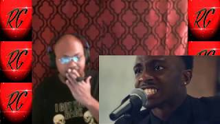 Tazz   The Power Of The Holy Water (ft. KingVader) ) (Kirk Franklin Challenge)   REACTION