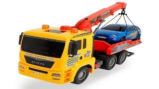Рабочие машины в городе - Multi Умняшка 🚛| Мультфильмы для детей.