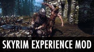 Skyrim Mod: SXP - Skyrim Experience Mod