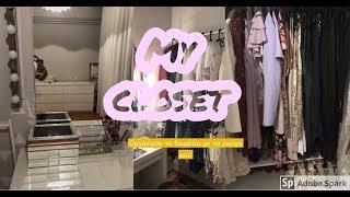 How I Organized My Closet !