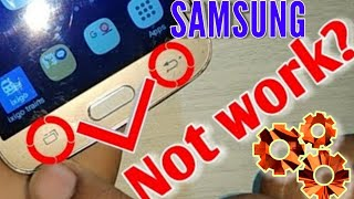 Samsung J2 Pro Back Button And Resent App Button Problem Fix 100% Work
