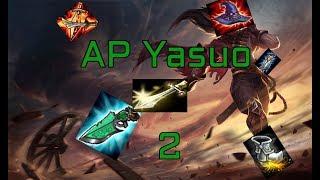 AP Yasuo Montage #2