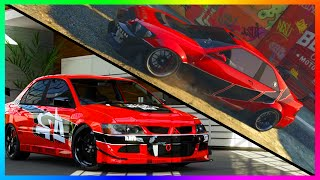 GTA 5 DLC Update NEW Super Cars In Real Life!   Famous Vehicle Versions Recreated In GTA Online!