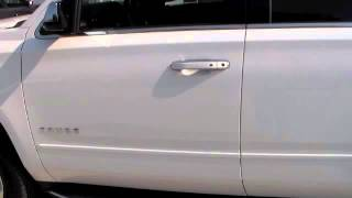 How To Use Passive Entry on a 2016 Chevrolet Tahoe
