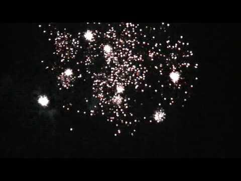 Feuerwerk 19.02.10 Dabendorf Zossen