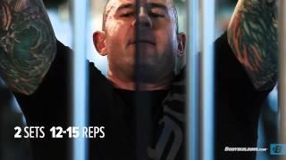 Jim Stoppani's Back-And-Fourth Back Workout