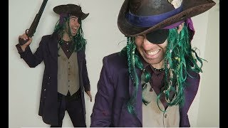 Pirate Joker Part 3: Almost Done