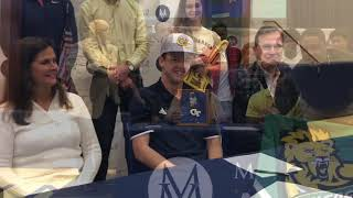 Mount Vernon Athletic Signing Day | Signing Day 2018 Highlights | 12-20-18