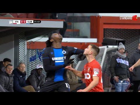 Standard - Club Brugge: 0-0