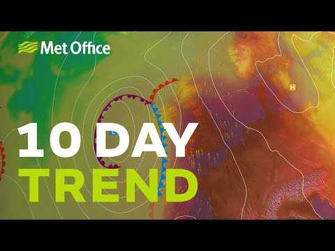 10 Day trend – record-breaking heat, then what? 240719