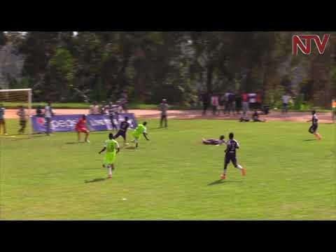 Kampala University qualifies for Football league Semifinals