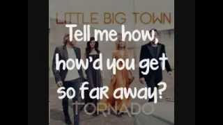 Little Big Town   On Your Side Of The Bed [Lyrics On Screen]